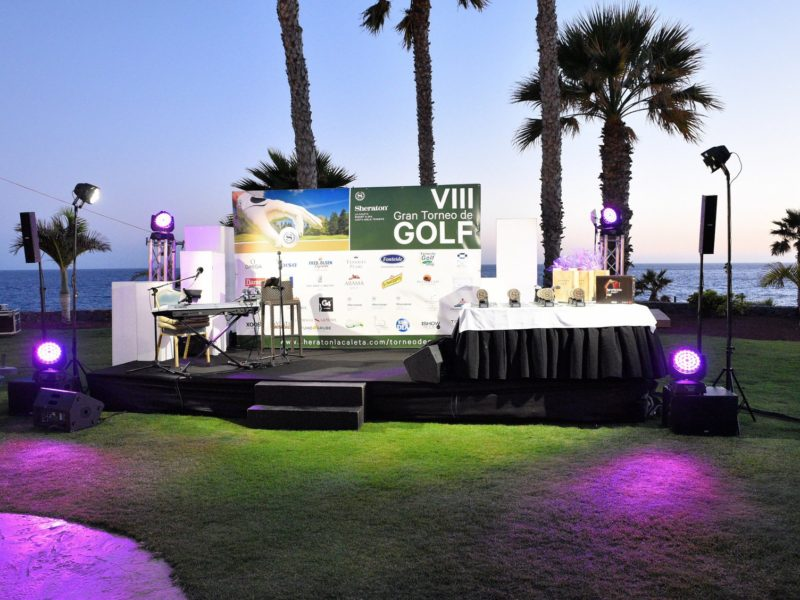 VIII Gran Torneo de Golf