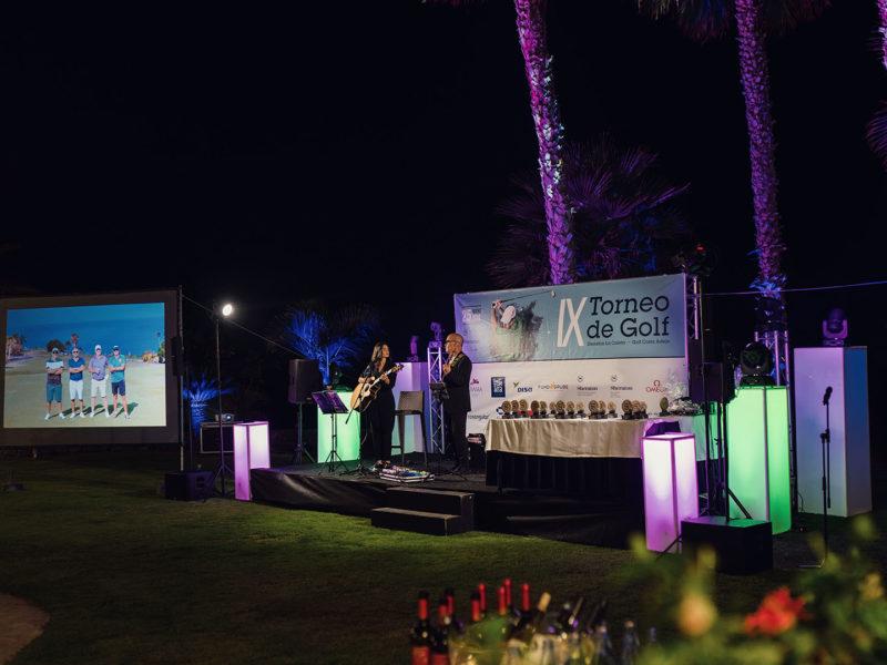 IX Torneo de Golf, Sheraton La Caleta